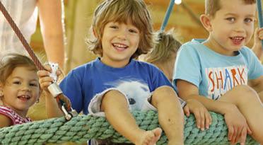 Informieren Sie sich über unsere Angebote für Kinder