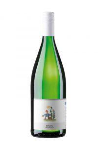 Riesling Liter halbtrocken - Weinbau der Lebenshilfe
