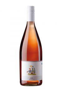 Rosé halbtrocken - Weinbau der Lebenshilfe