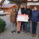 Fischer Landmaschinen Spende Kleinsägmühlerhof