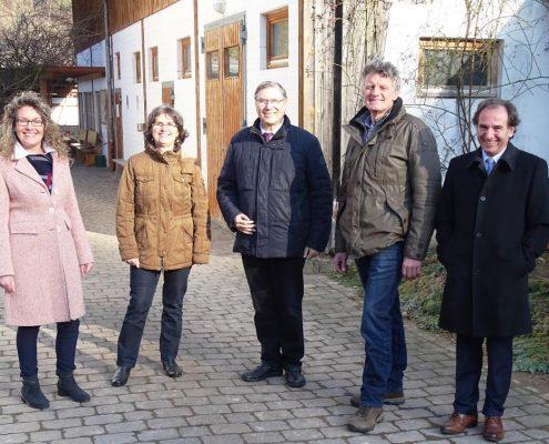 Spende Kleinsägmühlerhof Stiftung Raiffeisenbank