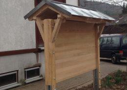 Spendentafel Kleinsägmühlerhof