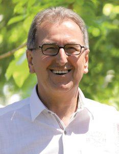 Theo Hoffmann Vorsitzender der Lebenshilfe Stiftung Bad Dürkheim