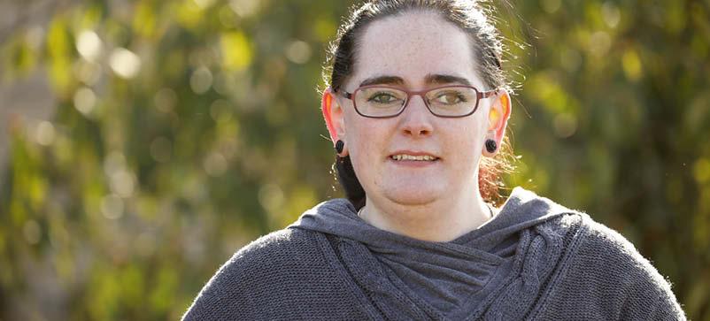 Barrierefreie Wege Sarah Lüder jetzt spenden