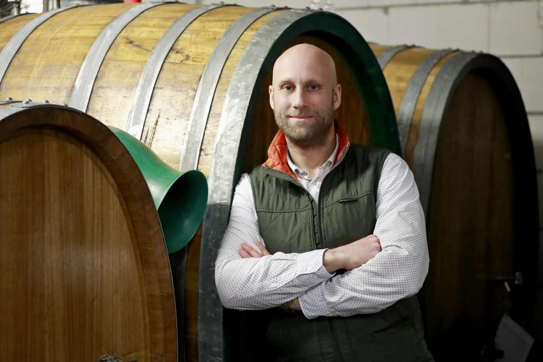 Gabriel Huber - Bereichsleiter Weinbau der Lebenshilfe Bad Dürkheim