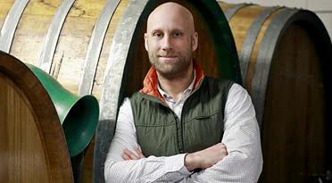 Gabriel Huber Leiter Weinbau der Lebenshilfe