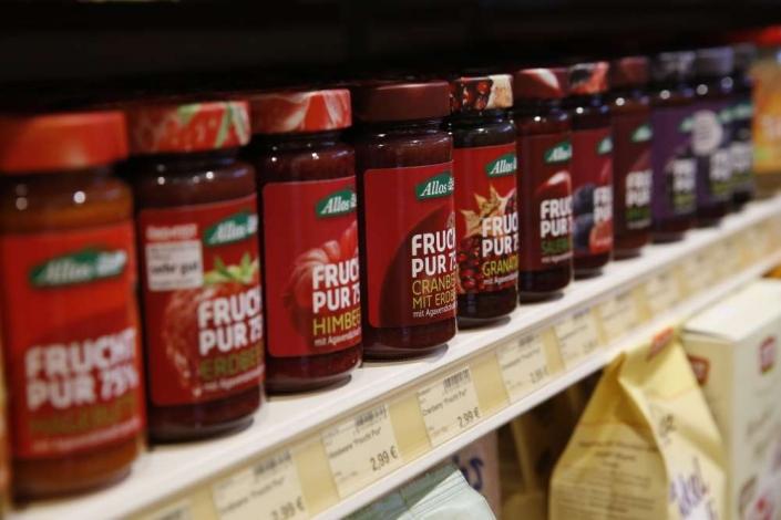 Leprima Biomarkt Bad Dürkheim Allos Fucht Pur Marmelade und Aufstrich