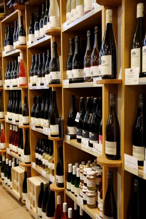 Leprima Biomarkt Bad Dürkheim Bio Wein aus der Region Pfalz