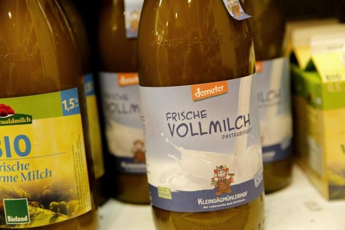 Leprima Biomarkt Bad Dürkheim Demeter frische Vollmilch