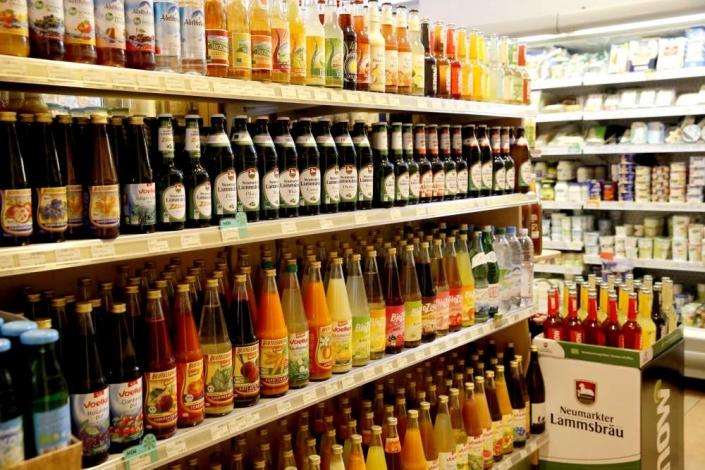 Leprima Biomarkt Bad Dürkheim Getränke