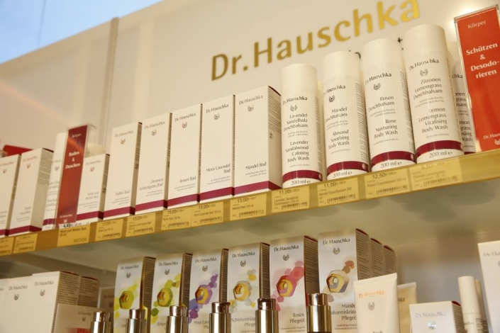 Leprima Biomarkt Bad Dürkheim Kosmetik Dr. Hauschka