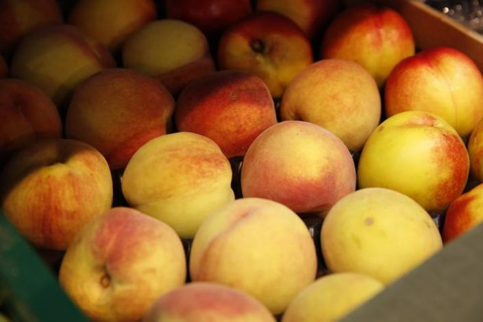 Leprima Biomarkt Bad Dürkheim Obst Pfirsich
