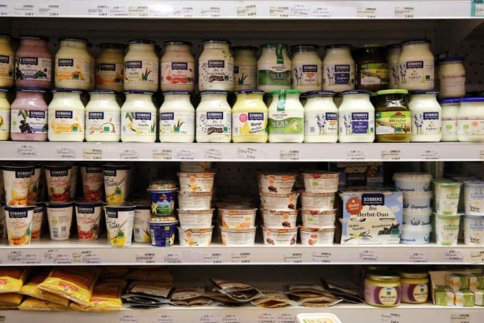 Leprima Biomarkt Bad Dürkheim Söbbeke Joghurt