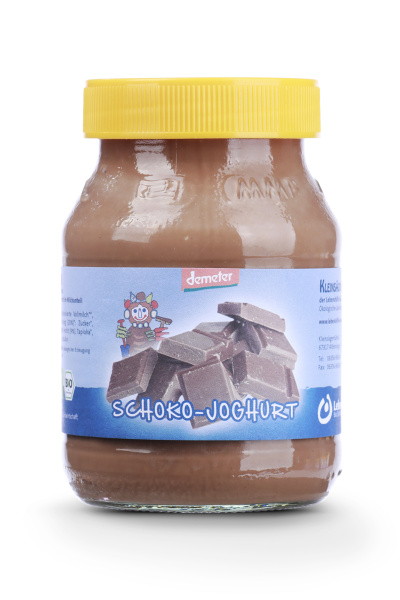 Demeter Bio Joghurt Schokolade Kleinsägmühlerhof Altleiningen