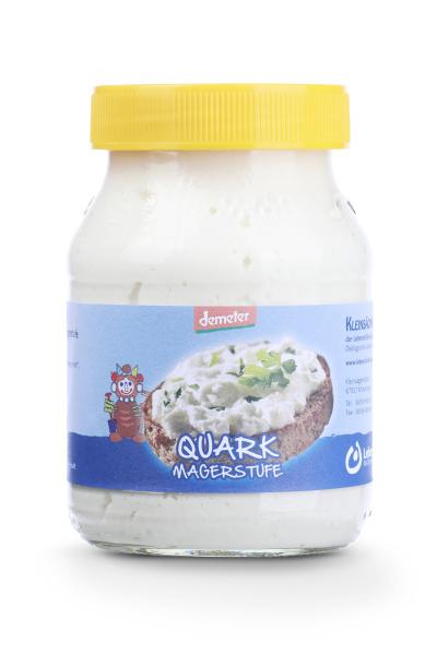 Demeter Bio Quark Magerstufe Kleinsägmühlerhof Altleiningen