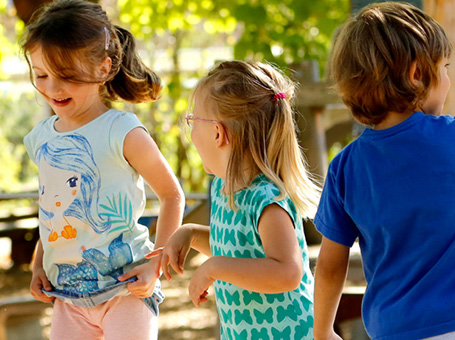 kinder-Kindergarten navi